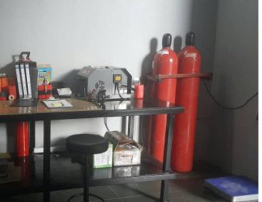 Provision of Servicing and Maintenance of Fire Extinguisher, Breathing Apparatus & Fire Suppression System for Petronas Carigali S/B