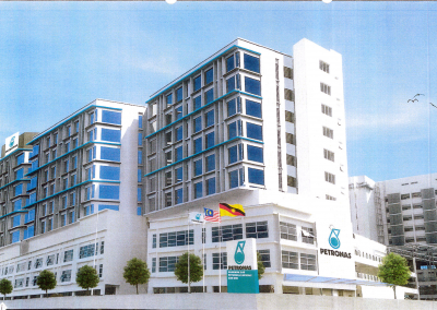 HVAC – VRV SYSTEM FOR BINTULU PARAGON PROJECT -PETRONAS GAS DIVISION