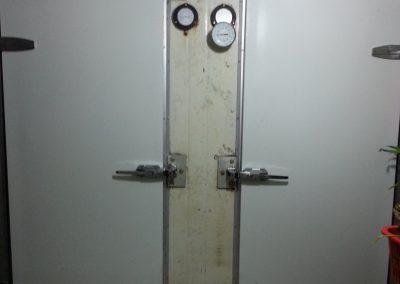 Project Replacement Chiller & Freezer Doors @ Offshore SKO