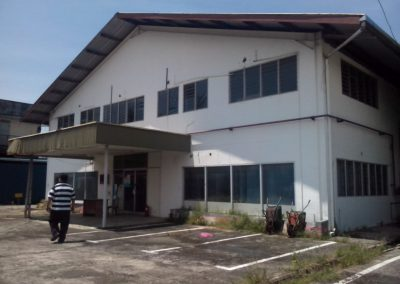 Warehouse Leasing Complete With Fitting and Other Associated Services for PETRONAS Carigali Sdn. Bhd. (Miri)